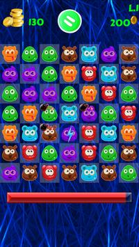 Jelly Match 3 screenshot 1