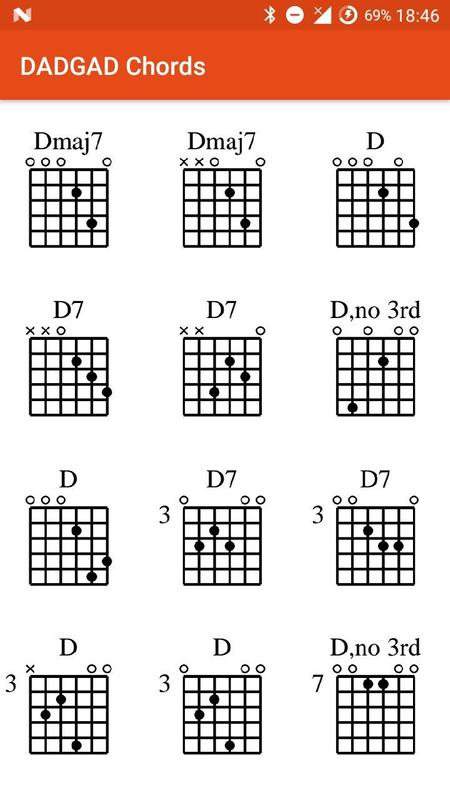 Dadgad Chords For Android Apk Download