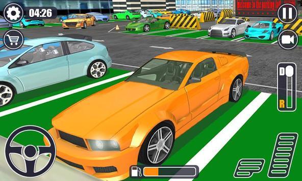 Realistic Auto Car parking Dr. Driving Sim 2019 screenshot 2