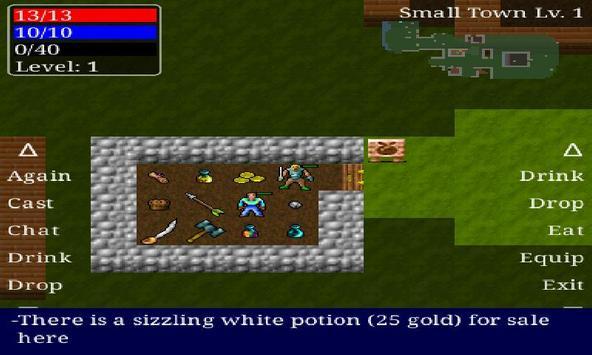 Rogue Trial screenshot 1