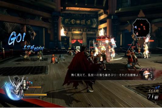 +Cheat+ Sengoku Basara 4 Sumeragi Guide screenshot 8