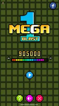 1 Mega Blast poster