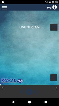 KOOL 92.9 poster