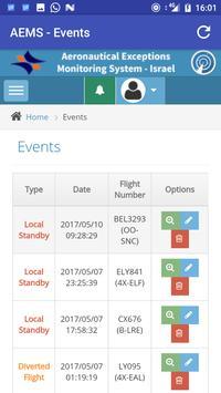 AEMS apk screenshot