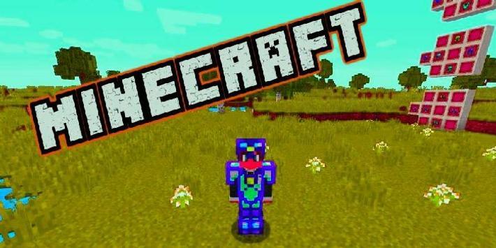 Karmaland 3 Mod Minecraft poster