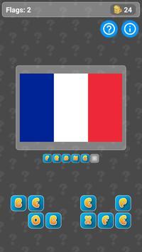 World Flags - Learn Flags of the World Quiz 🎓 apk screenshot