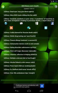 Doctray Medical Health RSS screenshot 15