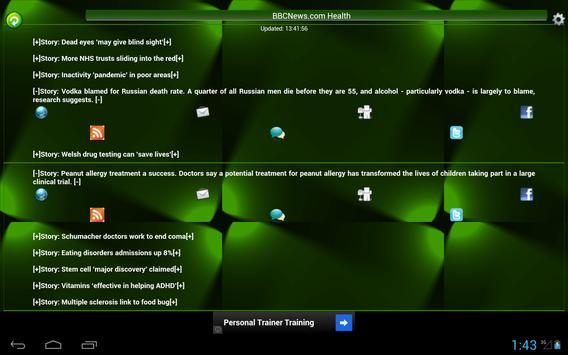 Doctray Medical Health RSS screenshot 8