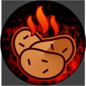 Hot Potato Party Game! icon