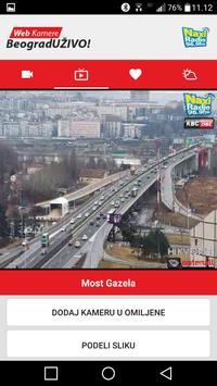 Beograd uživo! apk screenshot