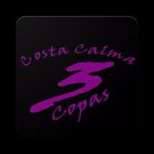 3 Copas Bar icon