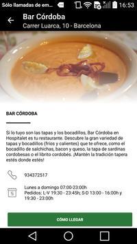 Bar Córdoba apk screenshot