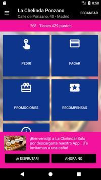 La Chelinda poster