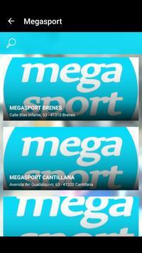 Megasport screenshot 1