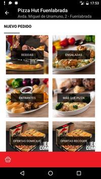 Pizza Hut apk screenshot