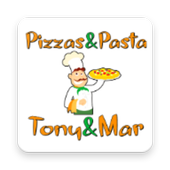 Pizzeria y Pastas Tony & Mar icon