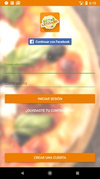 Pizzas del Artesano screenshot 1