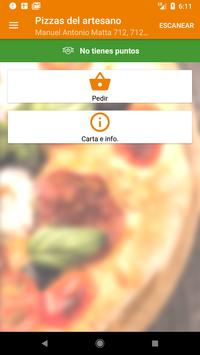 Pizzas del Artesano screenshot 2