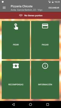 Pizzeria Chicote apk screenshot