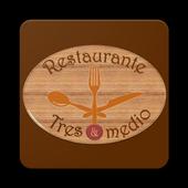 Restaurante Tres & Medio icon