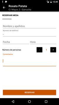 Rosata Patata screenshot 1