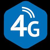 4G LTE Switcher ( no ads ) icon