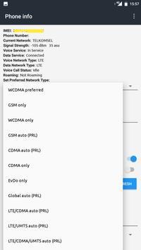 4G LTE Switcher ( no ads ) capture d'écran 1