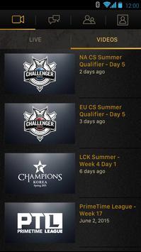 League Chat apk screenshot