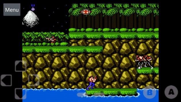 NES Emulator - Arcade Game Classic 2018 screenshot 1