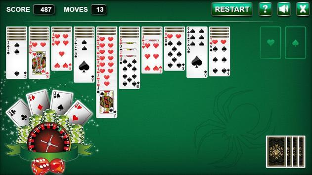 Wildcard Solitaire screenshot 1