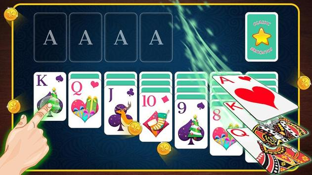 Free Solitaire Card Game poster