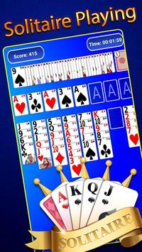 Free Solitaire Card Game screenshot 1