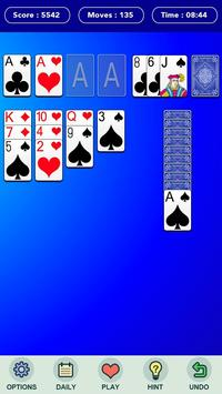 Free Solitaire Card Game screenshot 2