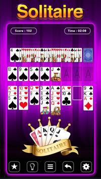 Solitaire Card Games Free screenshot 4
