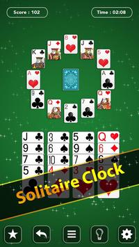 Solitaire Card Games Free poster