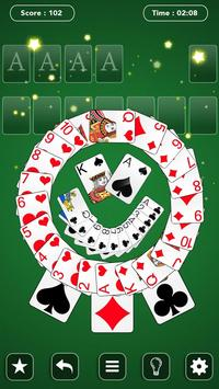 Solitaire Card Games Free screenshot 1