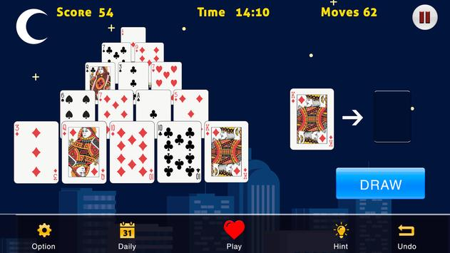 Solitaire Classic - Spider Cards Game screenshot 4