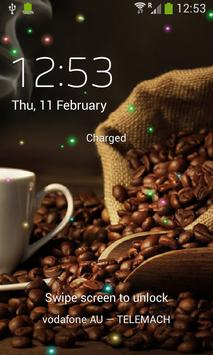 Coffee Live Wallpaper apk screenshot