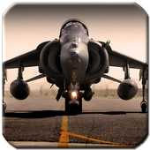 Jet Fighters - HD Wallpapers icon
