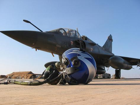 Jet Fighters - HD Wallpapers apk screenshot