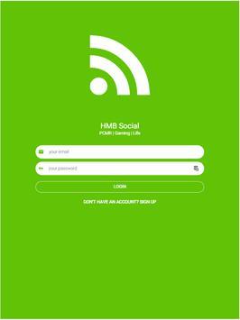 HMB Social screenshot 1