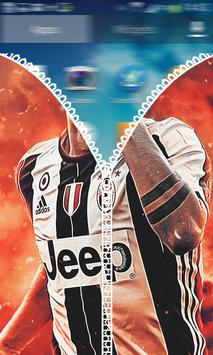 Cool Dybala Lockscreen poster
