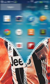 Cool Dybala Lockscreen screenshot 1