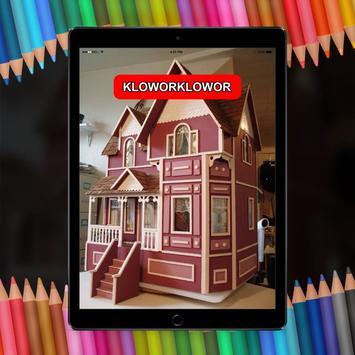 Beautiful Doll House Design For Kids screenshot 5
