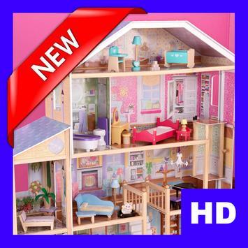 Beautiful Doll House Design For Kids screenshot 6