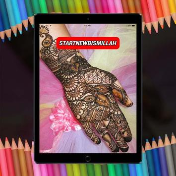 Best Mehndi Designs 2018 HD poster