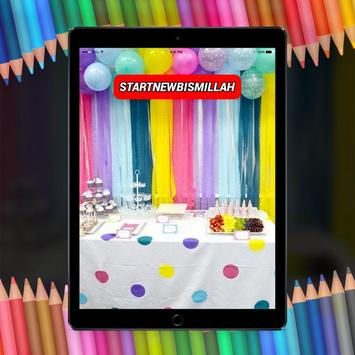 Birthday Ballon Decoration HD apk screenshot