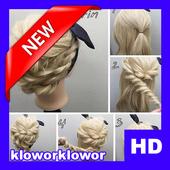 Easy Hair Stylish Step By Step HD icon