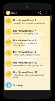 Tips & Kicau Kenari screenshot 1