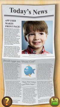 Newspaper Frames apk screenshot